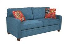 #251 Dyno Denim/Exhale Poppy Living Room