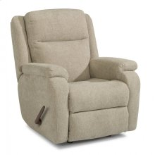 Magnus Fabric Rocking Recliner
