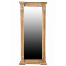 Reclaimed Rectangular Mirror- Large