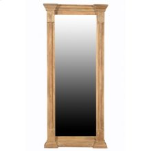 Reclaimed Rectangular Mirror- Large
