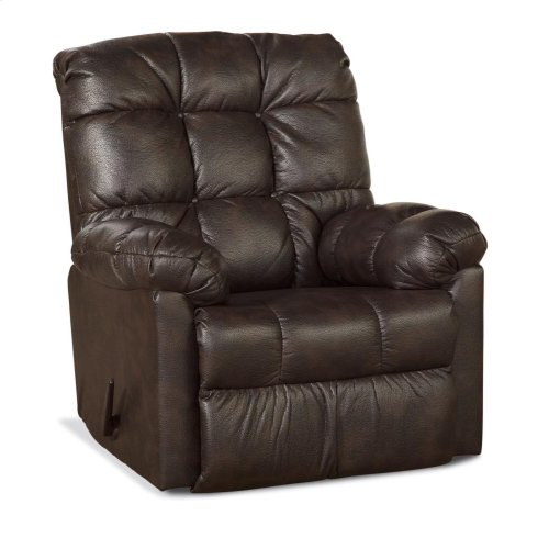 400 Rocker Recliner-Padded WALUNT