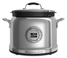 4-Quart Multi-Cooker - Stainless Steel