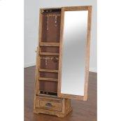 Sedona Sliding Mirror Stand