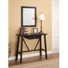 CONSOLE TABLE,MIRROR LAMP