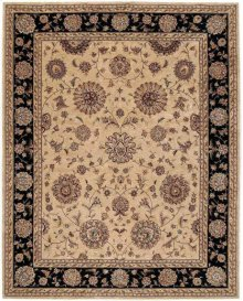 Nourison 2000 2207 Bge Rectangle Rug 2' X 3'