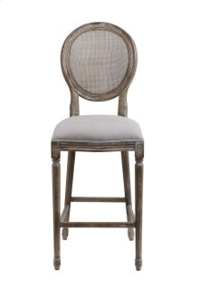 Maddox 30in Mesh Back Stool