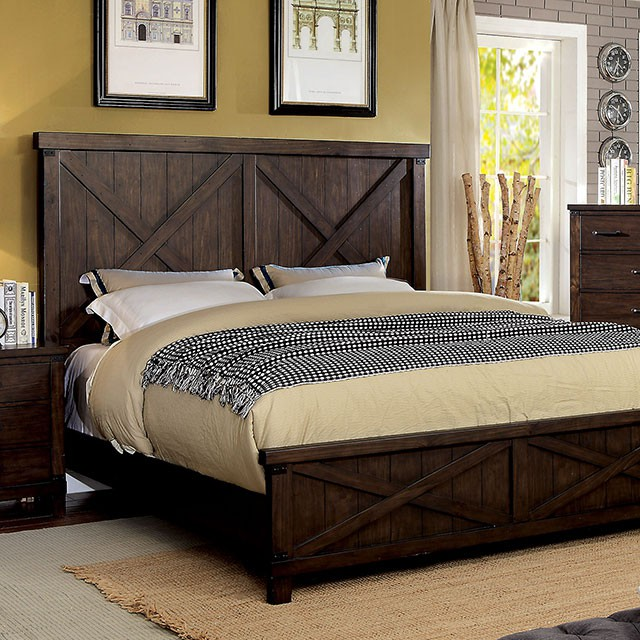 California King Size Bianca Bed