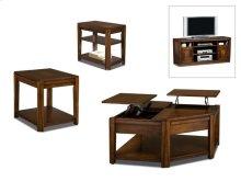 End Table-Shelf