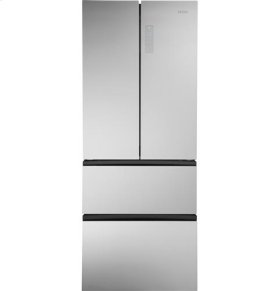 15-Cu.-Ft.Glass French-Door Refrigerator