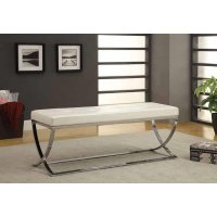 Contemporary Accent Bench Product Image