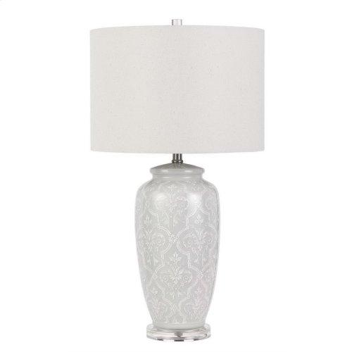 150w 3 Way Corato Ceramic Table Lamp