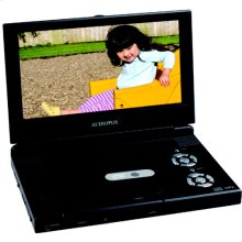 9 inch slim line portable DVD player