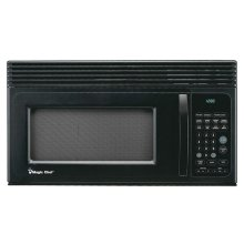 Over The Range Microwave Oven 1.5 cu. ft. / 1000W/ Black