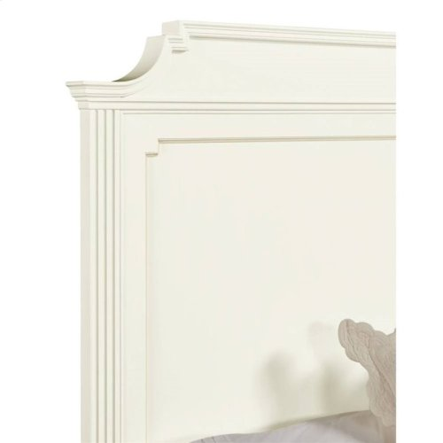 Clementine Court Frosting Full Panel Bed