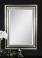 Stuart Silver Vanity Mirror Product Image