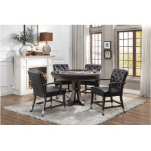 Round Dining/Game Table