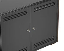 Locking Rear Panels