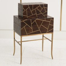 Tangier Jewelry Box on Stand