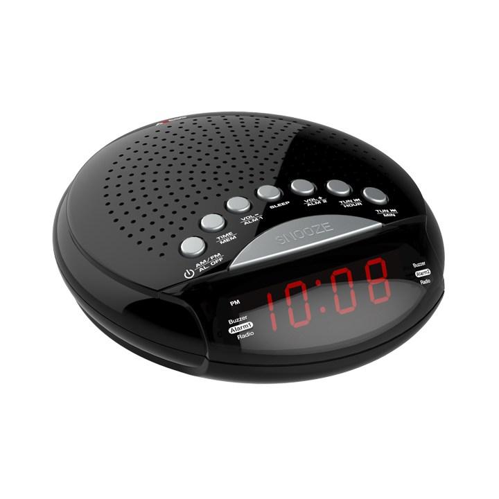 CKRD3801 AM/FM Alarm Clock Radio