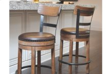 RED HOT BUY- BE HAPPY ! UPH Swivel Barstool (1/CN)