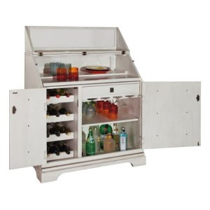 Bottoms Up Wine & Bar Console