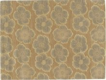 Hard To Find Sizes Silk Garden Skg01 Beech Rectangle Rug 4'8'' X 3'5''