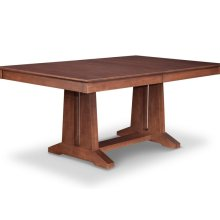 Brooklyn 42x108 Solid Top Dining Table