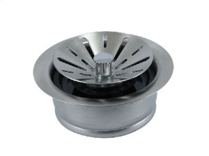 Contemporary - Complete Stopper & Strainer Unit Waste Disposer Trim Product Image