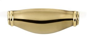 Charlie's Collection Cup Pull A626-3 - Polished Antique