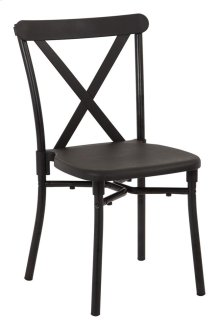 X-back Guest Stacking Chair 13-pack W/ Dolly