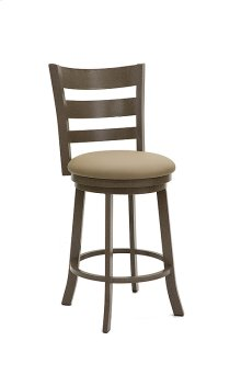 Hayward B510H26S Swivel Back No Arms Bar Stool