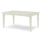 Everyday Dining by Rachael Ray Gathering Rect to Square Leg Table - Sea Salt Product Image