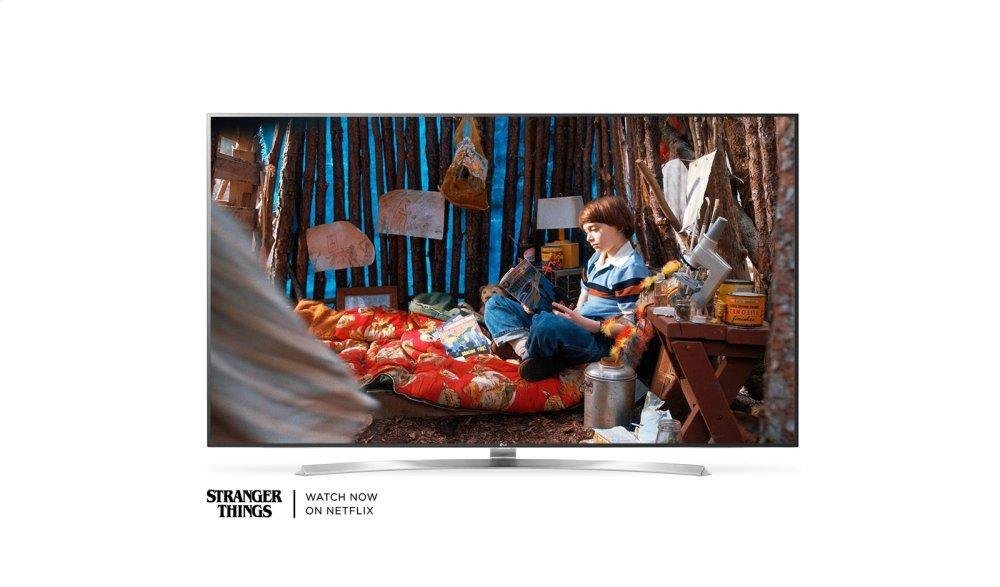 "SUPER UHD 4K HDR Smart LED TV - 75"" Class (74.5"" Diag)"
