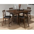 Olsen Oak Fixed Dining Table Top Product Image