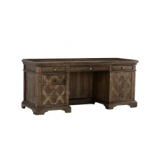American Chapter Colonel's Executive Credenza