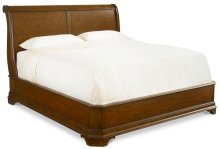 Deschanel Sleigh Bed (Queen)