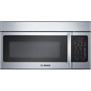 "BOSCH500 Series 500 Series - Stainless Steel 30"" Over-the-Range Microwave HMV5051U"