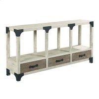 Reclamation Place Console Table Product Image