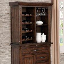 Meagan I Wine Cabinet
