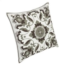 """Luxe Pillows Victorian Embroidery (21"""" x 21"""")"""
