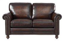 7160 Hampton Loveseat L501m Brown
