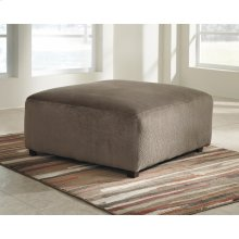 Signature Design by Ashley Jessa Place Oversized Ottoman in Dune Fabric [FSD-6049OTT-DUN-GG]