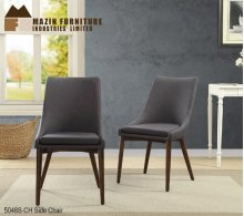 """24"""" Counter-height Chair Charcoal"""