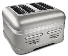Pro Line® Series 4-Slice Automatic Toaster - Sugar Pearl Silver