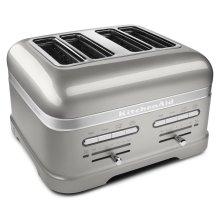 Pro Line® Series 4-Slice Automatic Toaster - Sugar Pearl Silver