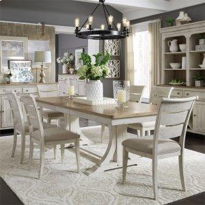 Liberty Furniture IndustriesOpt 7 Piece Trestle Table Set
