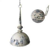 Medium Dahlia Pendant