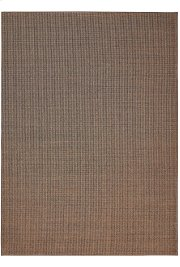 Mockado Espresso Rectangle 3ft 6in x 5ft 6in Product Image