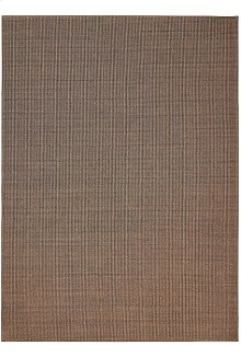 Mockado Espresso Rectangle 3ft 6in x 5ft 6in