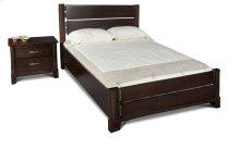 Queen Louver Bed